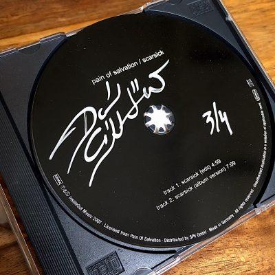 Scarsick Promo Single (signed)